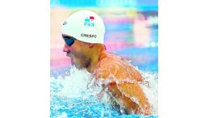 Edgar Crespo fue el mejor nadador en los pasados Juegos Centroamericanos, ganando seis medallas de oro.(Archivo)