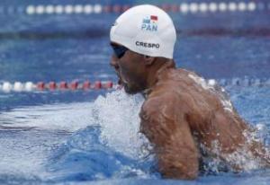 Edgar Crespo retomó su nivel de competencia en la pasada jornada.(Archivo)