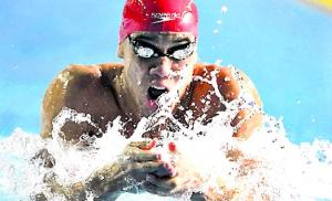 El panameño Edgar crespo, participará en los X Juegos Centroamericanos 2013. Foto: Archivo